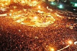 Egypt_Tahrir Square after_Mubarak
