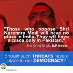 Integral humanism and the BJP