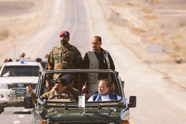 Balochistan takes the lead in CPEC