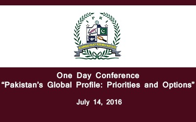 IPRI One-day Conference
