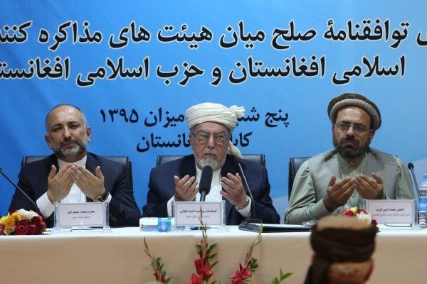 Afghan Peace processes sans peace
