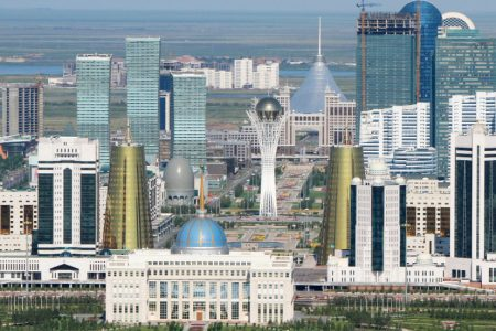 Talks on Syria in Astana in a new dialogue format