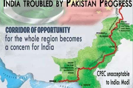 Terrorism, India and CPEC