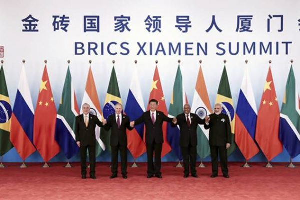 BRICS: Anomaly, cooperation or defiance