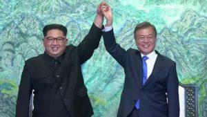 peace korean peninsula